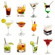 Cocktail collection — Stock Photo #8822132