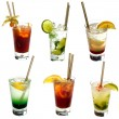 Cocktail collection — Stock Photo #8822161