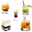 Cocktail collection — Stock Photo #8822224