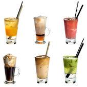Non alcoholoc cocktails — Stock Photo
