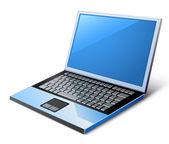 Laptop — Stock Vector