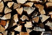 Holz - Wood — Stock Photo
