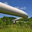 High pressure pipeline — Stock Photo #10230981