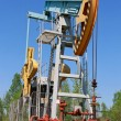 The machine tool for an oil recovery - Stock Photo
