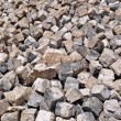Foto Stock: Granite cobblestones