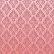 Seamless pink floral pattern - Imagen vectorial