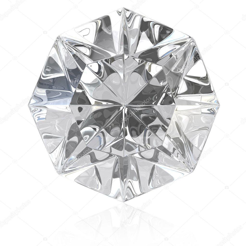 シングル カット ダイヤモンド —...