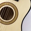 Flamenco guitar — Stock Photo