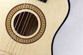 Flamenco guitar — Stock Photo