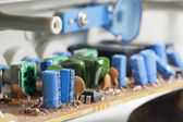 Condensatore — Foto Stock