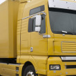 Stock Photo: Truck yellow