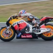 Stock Photo: Casey Stoner in IRTJerez 2012