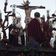 Viacrusis procesion - Stock Photo