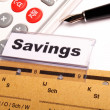 Savings — Stockfoto #8142518