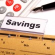 Savings — Stock Photo #8142518