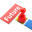 Future — Stock Photo #8142711