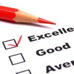 Quality survey — Stock Photo #8267186