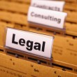 Legal — Stock Photo #8267345
