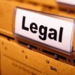 Legal — Stock Photo #8267347