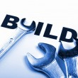 Build — Stock Photo #8267454