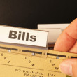 Bills — Stock Photo #9297148