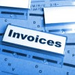 Invoice — Stock Photo #9297242