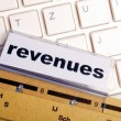 Revenue — Stock Photo #9297297