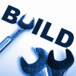 Build — Stock Photo #9297407