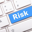 Risk management — Foto de Stock