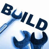 Build — Stock Photo