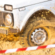 Off roading thrill — Stock Photo #9190404