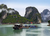 Halong Bay — Stockfoto