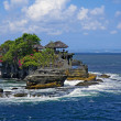 Pura Tanah Lot - temple on Bali, Indonesia — Foto Stock