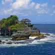 Pura Tanah Lot - temple on Bali, Indonesia - Stock Photo