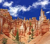 Bryce Canyon Np — Stockfoto