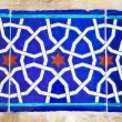 Traditional Oriental Tiles / handmade art — Foto Stock #9700827