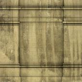 3d antique classic architecture Greek Roman wall render — Stock Photo