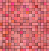 Abstract 3d gradient backdrop cubes in muliple red — Stock Photo