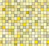 Abstrakt 3d tonad bakgrund i flera gul — Stockfoto