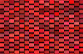 Abstract 3d render multiple red cylinder backdrop pattern — Foto Stock