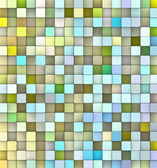 Abstract 3d gradient backdrop in multiple yellow blue green — Stockfoto