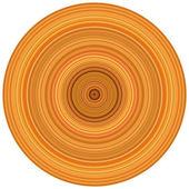 Streszczenie tło 3d renderowania koncentryczne rury w wielu orang — Zdjęcie stockowe