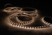 White led strip — Stock Photo