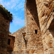 Stock Photo: Medieval gothic city Pals, Catalonia, Spain