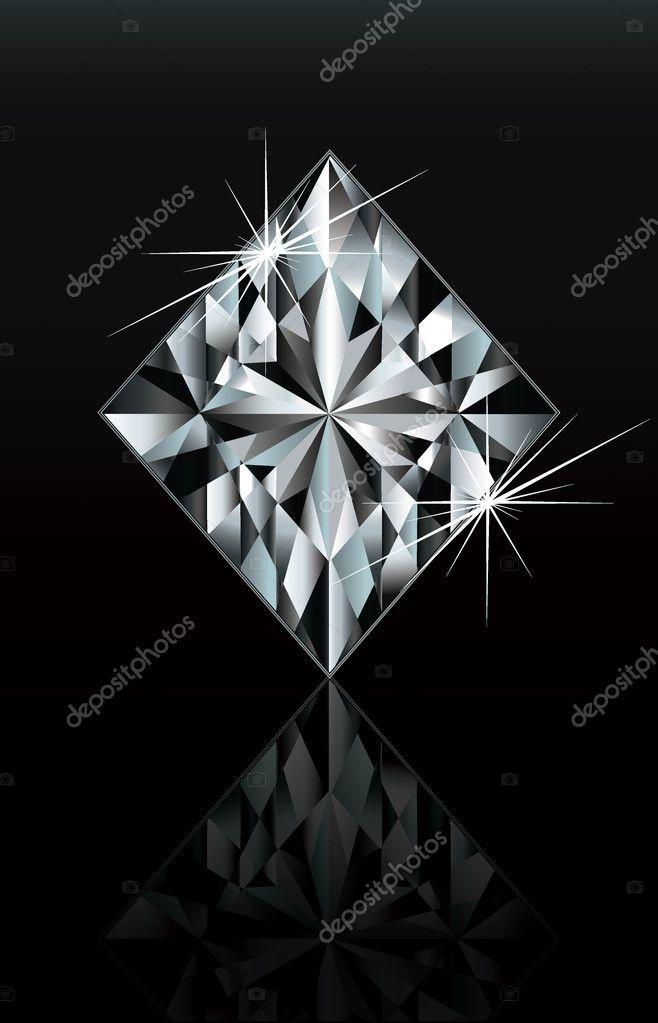 Diamond Poker Card Sign
