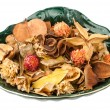 Stock Photo: Potpourri in bowl