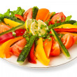 Mixed vegetables — Stock Photo #8676576
