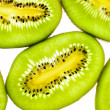 Sliced Kiwi - Stock Photo