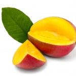 Постер, плакат: Cut mango