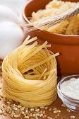 Pasta still life — Stock Photo